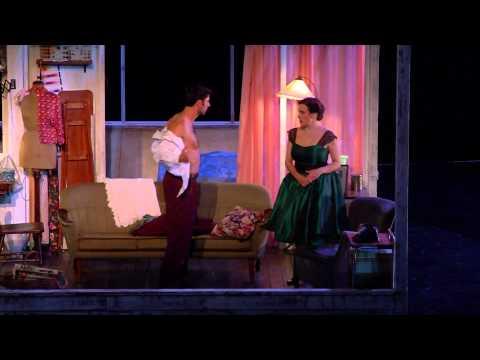 Trailer do filme A Rosa Tatuada