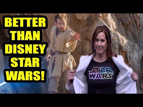 Kenobi A Star Wars Fan Film   Better than Disney Star Wars by a mile!