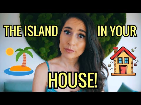 The island in YOUR house!