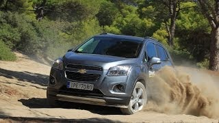 Test - Chevrolet Trax 1.4T AWD