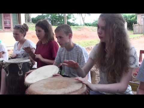 Weydon School team 7 Ghana 2013 Part 2
