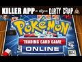 POKEMON TRADING CARD GAME ONLINE - Killer App or Dirty Crap? (Pokemon TCG)