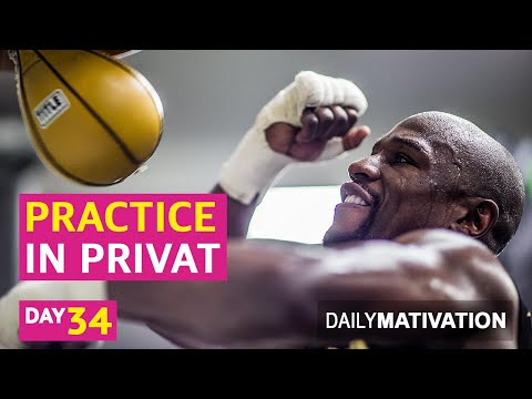 Practice in private #34