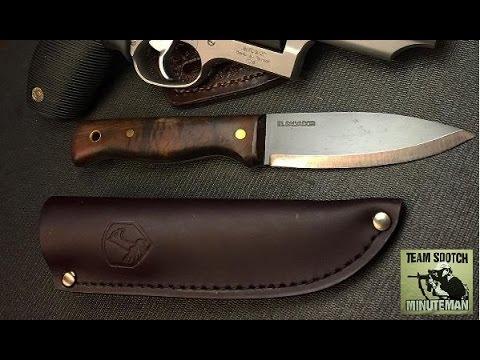 Condor Bushlore: Quality $40 Bushcraft Knife
