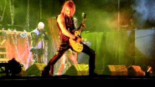 Judas Priest Never Satisfied Rocka Rolla Corpus Christi, Texas 2011