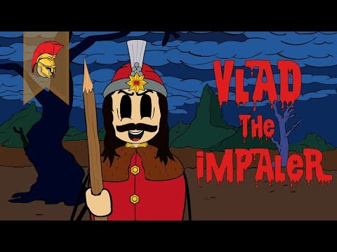 Vlad the Impaler: Who Was the Real Dracula? | Tooky History