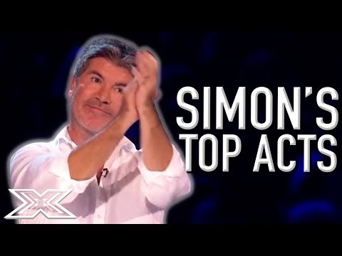 SIMON COWELL'S Favourite Auditions And Performances From The X Factor UK! | X Factor Global