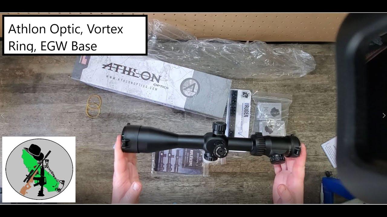 02 Athlon Optic, Vortex Rings and EGW Base