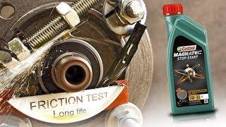 Castrol Magnatec Stop-Start 5W30 C2 Jak skutecznie olej chroni silnik?