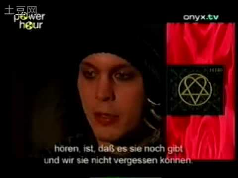 Ville Valo Love Metal Interview & The Funeral of Hearts video
