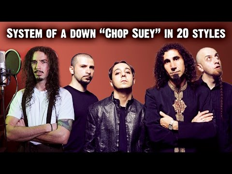 System Of A Down  Chop Suey  Ten Second Songs 20 Style