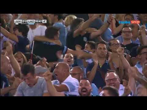 Juventus - Lazio 2-3 (Alessandro Murgia) İtalya Süper Kupa