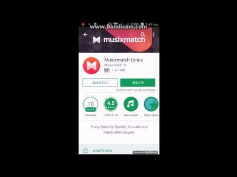 Best Music App with Synced Lyrics!!?