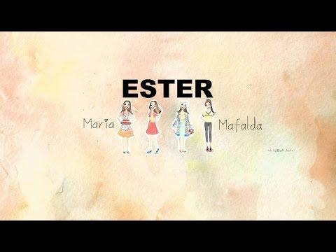 Ester Significado e Origem do Nome