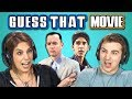 ADULTS GUESS THAT MOVIE CHALLENGE: Oscar Winners (REACT)