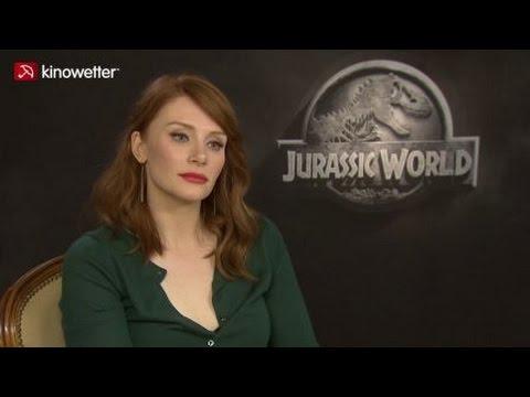 Interview Bryce Dallas Howard JURASSIC WORLD