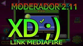 Geometry Dash 2.11 moderador hack ''ANDROID'' descarga mediafire - especial 80 subs | ANDRESJUEGA GD