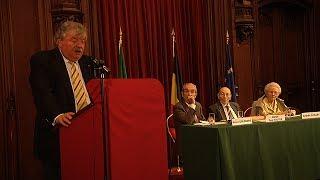 F. Thielemans - Bourgmestre de Bruxelles - 2012-10