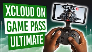 Xbox Game Pass on MOBILE | Project xCloud Added To Game Pass Ultimate