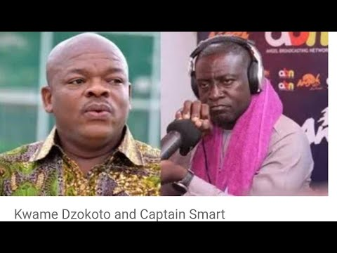 NANA ADDO BROUGHT COVID-19 TO GHANA AND CAPTAIN SMART INSULTED.... KWAME DZOKOTO SPEAKS ?