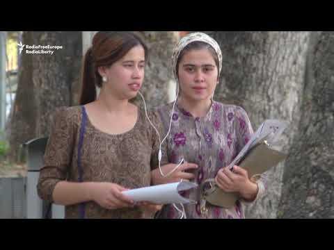 Tajik Law Appears To Target Hijab-Wearing Women