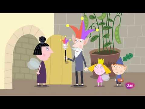 El pequeño reino de Ben y Holly, El día de las bromas de los duendes
