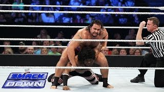 Xavier Woods vs. Rusev: SmackDown, June 6, 2014