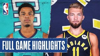 HORNETS at PACERS   FULL GAME HIGHLIGHTS   February 25, 2020
