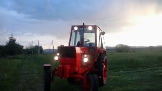 Трактор ЮМЗ заміна НШ 32