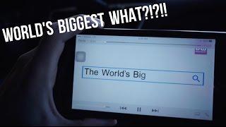 Vlog 9 l WORLD'S BIGGEST PENIS?!