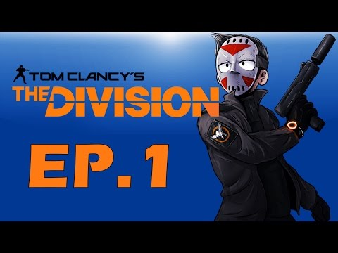 The Division - Ep. 1 (Exploring what's left of the World!) Co-op