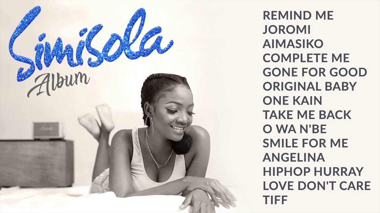 Image result for simisola album