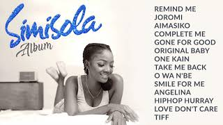 Simi - Simisola - Full Album All Songs (Audio)