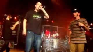 Salmo Dope D O D Blood Shake Live Alcatraz