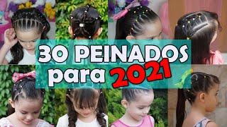 LOS MEJORES PEINADOS PARA EL 2021