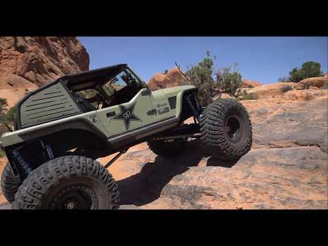 Rockstar Garage CJ and Steel Bender - Mickey Thompson Tires