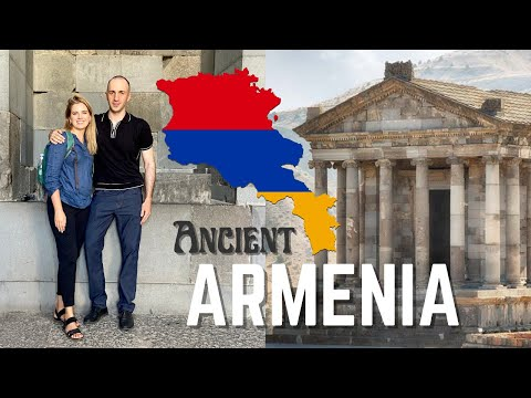 ANCIENT ARMENIA | Pagan Temple of Garni + Geghard Monastery