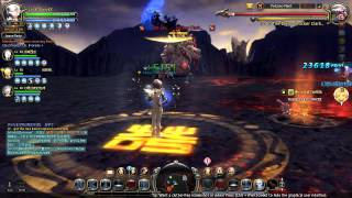 Dragon Nest - lvl 80 Light Fury/Bringer In Volcano Nest ( Abyss Mode)