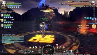 Dragon Nest - lvl 80 Light Fury/Bringer In Volcano Nest ( Abyss Mode)