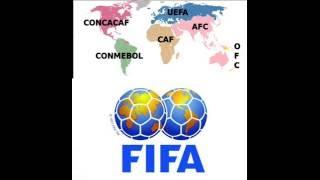 La FIFA et injustice entre continents  -فيفا ليست عادلة-