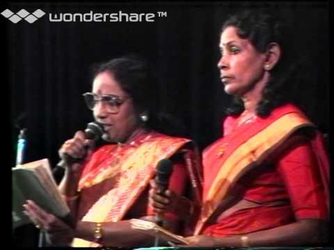 Naan Siriththaal Dheepaawali - JamunaRani & M.S Rajeswari With ApSaRaS