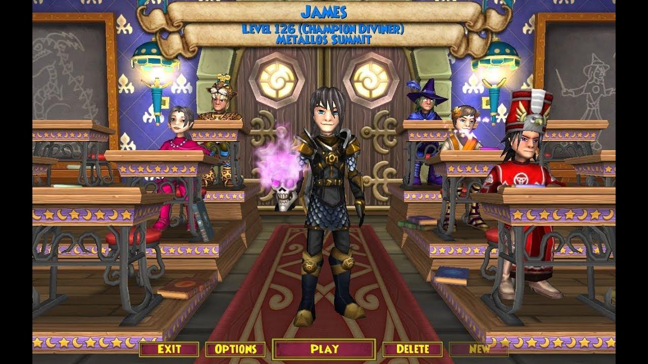 Wizard101 Halloween 2020 Wizard101 Player Count in 2020   YouTube