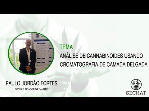 """""""Análise de Canabinoides usando Cromatografia de Camada Delgada"""" - Com Paulo Jordão Fortes"""