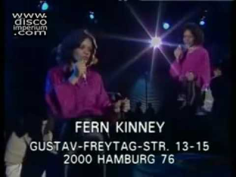Fern Kinney  - Groove Me  (King Floyd cover) 1979 HQ Video and Audio