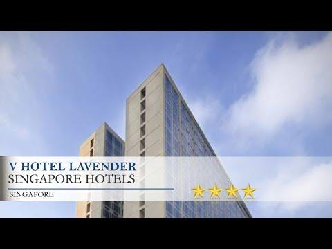 V Hotel Lavender 4 Stars Hotel In Singapore