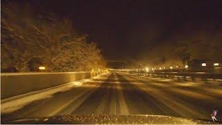 【吹雪】〔関越自動車道〕大泉JCT~小出IC