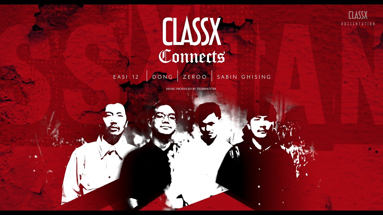 ClassX Connects - Easi 12 | Dong | Zeroo | Sabin Ghising