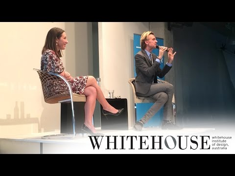 Ken Downing at Whitehouse Institute of Design