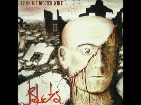 Relicts - 12 on the Richter Scale 2008 full album deathmetal thrashdeath