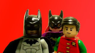 Batman The Animated Series - Robin Leaves in LEGO